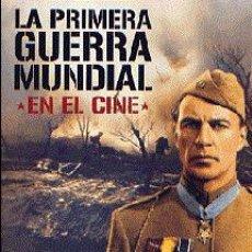 Libros: LA PRIMERA GUERRA MUNDIAL EN EL CINE: EL REFUGIO DE LOS CABALLAS AUTOR: EMILIO G. ROMERO. Lote 221652810