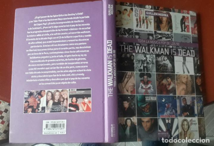 Libros: LIBRO DIABOLO the walkman is dead toda la musica pop de los 90 guillem medina - Foto 7 - 222672411