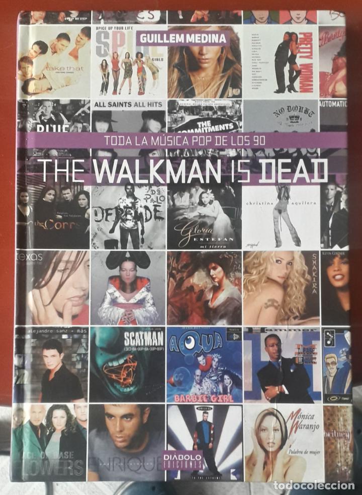 LIBRO DIABOLO THE WALKMAN IS DEAD TODA LA MUSICA POP DE LOS 90 GUILLEM MEDINA (Libros Nuevos - Bellas Artes, ocio y coleccionismo - Cine)