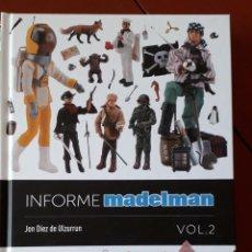 Libros: LIBRO DIABOLO INFORME MADELMAN VOL. 2 JON DIEZ DE ULZURRUN. Lote 222672537