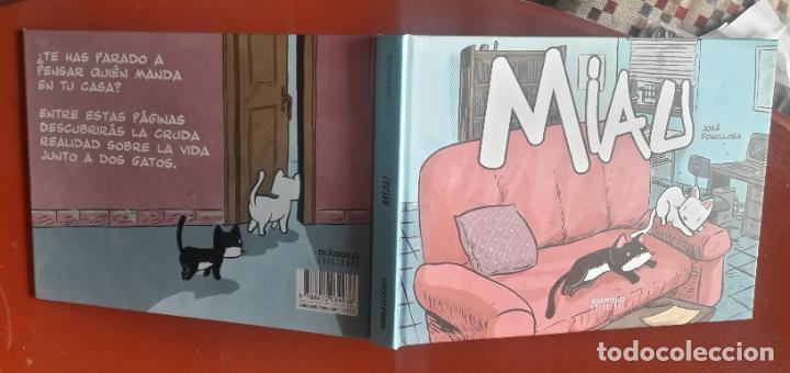 Libros: comic diabolo miau jose fonollosa - Foto 4 - 222673463