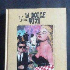 Libros: VIVA LA DOLCE VITA. MÁXIMO HUERTA. MARÍA HERREROS. LUNWERG. 2019. Lote 224575001