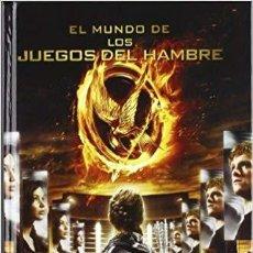 Livros: EL MUNDO DE LOS JUEGOS DEL HAMBRE: LIBRO OFICIAL. Lote 225029527