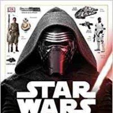 Livros: DICCIONARIO VISUAL (STAR WARS). Lote 225031022