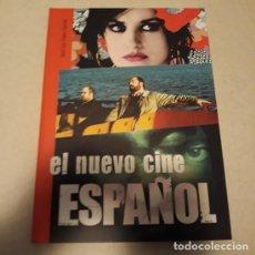 Libros: EL NUEVO CINE ESPAÑOL (ED. NOTORIUS) ¡USADO!. Lote 232767935