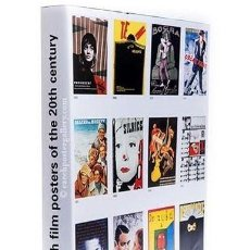 Libros: CZECH FILM POSTERS OF THE 20TH CENTURY (CARTELES DE PELÍCULAS CHECAS DEL SIGLO XX). FORMATO GRANDE. Lote 238045040