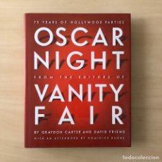 Libros: OSCAR NIGHT VANITY FAIR. Lote 238222350