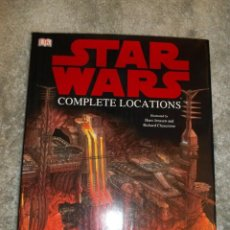 Libros: STAR WARS LIBRO THE COMPLETE LOCATIONS (INCLUYE EPISODIOS 1 A 6). Lote 85201516
