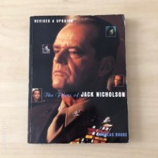 Libros: THE FILMS OF JACK NICHOLSON. Lote 242309535