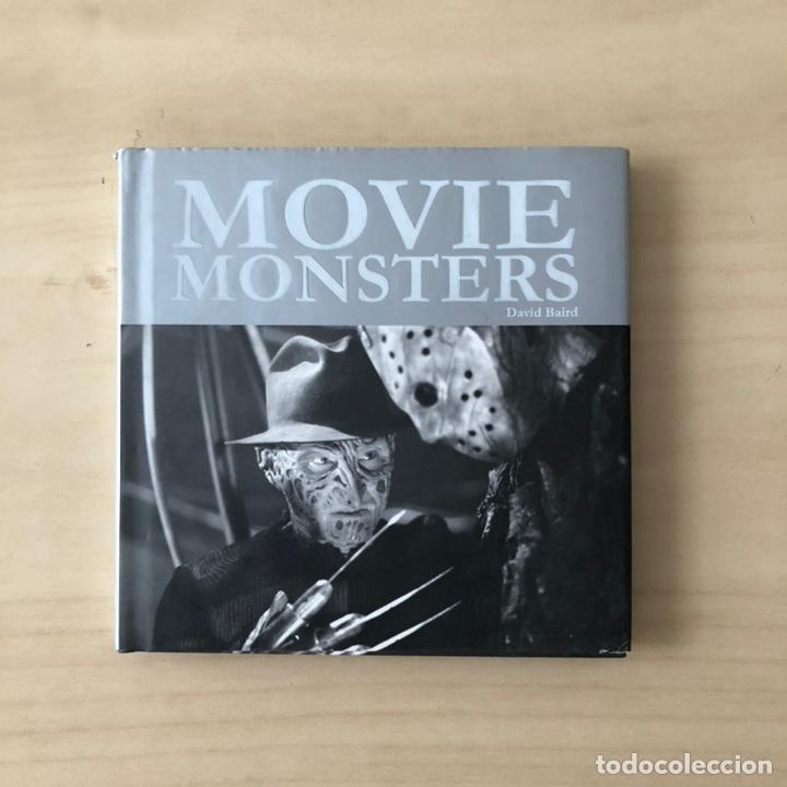 MOVIE MONSTERS - DAVID BAIRD (Libros Nuevos - Bellas Artes, ocio y coleccionismo - Cine)