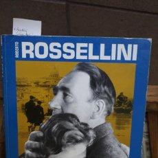 Libros: ROBERTO ROSSELLINI.CAHIERS DU CINEMA/LA CINEMATHEQUE FRANÇAISE. Lote 244005855