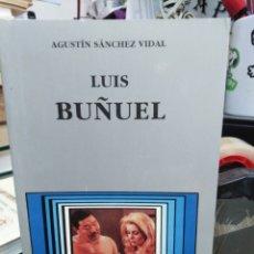 Libros: LUIS BUÑUEL-AGUSTÍN SÁNCHEZ VIDAL-EDITA CATEDRA/CINEASTAS-1994. Lote 245349795