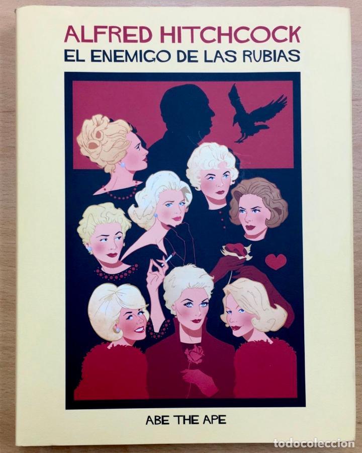 EL ENEMIGO DE LAS RUBIAS. ABRAHAM MENÉNDEZ.ABE THE APE.-NUEVO (Libros Nuevos - Bellas Artes, ocio y coleccionismo - Cine)
