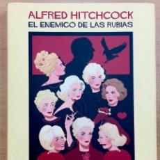 Libros: EL ENEMIGO DE LAS RUBIAS. ABRAHAM MENÉNDEZ.ABE THE APE.-NUEVO. Lote 247151365
