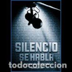 Libri: SILENCIO, SE HABLA EL CINE SEGÚN SUS DIRECTORES AUTOR: DAVID VERICAT TURÀ. Lote 248806095