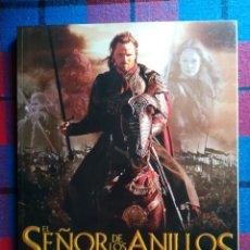 Libros: NUEVO. EL SEÑOR DE LOS ANILLOS. ARMAS Y BATALLAS. CHRIS SMITH.. Lote 253867485