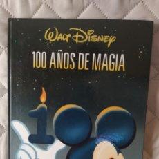 Libros: 100 AÑOS DE DISNEY. Lote 262242815