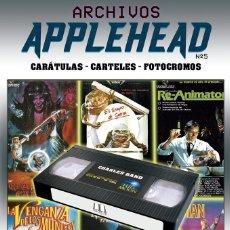 Libros: ARCHIVOS APPLEHEAD: CHARLES BAND (EMPIRE Y FULL MOON). Lote 262860740