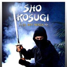 Libros: SHO KOSUGI: EL REY NINJA. Lote 262860915