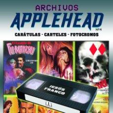 Libros: ARCHIVOS APPLEHEAD: JESÚS FRANCO. Lote 262861635