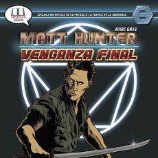Libros: MATT HUNTER: VENGANZA FINAL. Lote 262862805