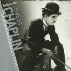 Libros: EL LIBRO DE: CHAPLIN, RENOIR, MIZOGUCHI, ORSON WELLES, SERGIO LEONE. ( 5 VOLÚMENES).. Lote 263667655