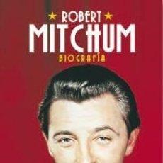 Libri: ROBERT MITCHUM. ¡OLVÍDAME CARIÑO!. Lote 264420584