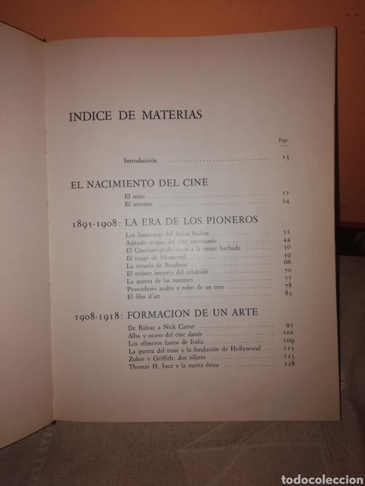 Libros: HISTORIA DEL CINE. Roman Gubern 1969. Gran Formato 936 pgnas. - Foto 2 - 264794984