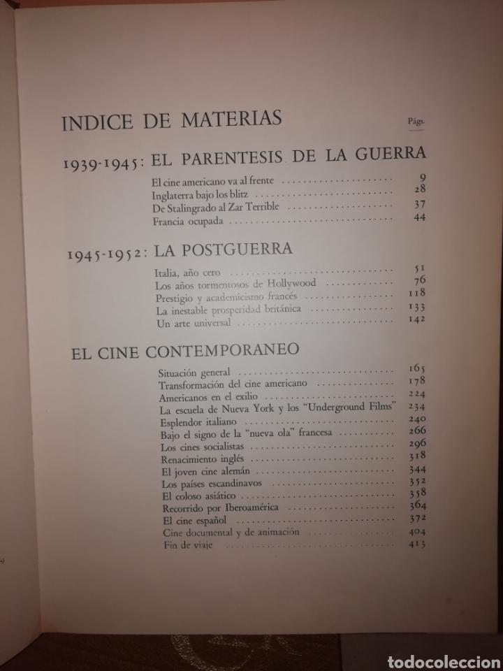 Libros: HISTORIA DEL CINE. Roman Gubern 1969. Gran Formato 936 pgnas. - Foto 4 - 264794984