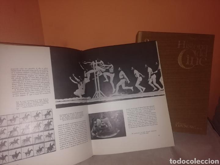 Libros: HISTORIA DEL CINE. Roman Gubern 1969. Gran Formato 936 pgnas. - Foto 5 - 264794984