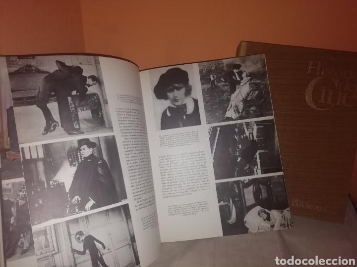 Libros: HISTORIA DEL CINE. Roman Gubern 1969. Gran Formato 936 pgnas. - Foto 6 - 264794984