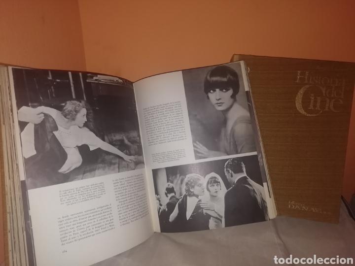 Libros: HISTORIA DEL CINE. Roman Gubern 1969. Gran Formato 936 pgnas. - Foto 7 - 264794984