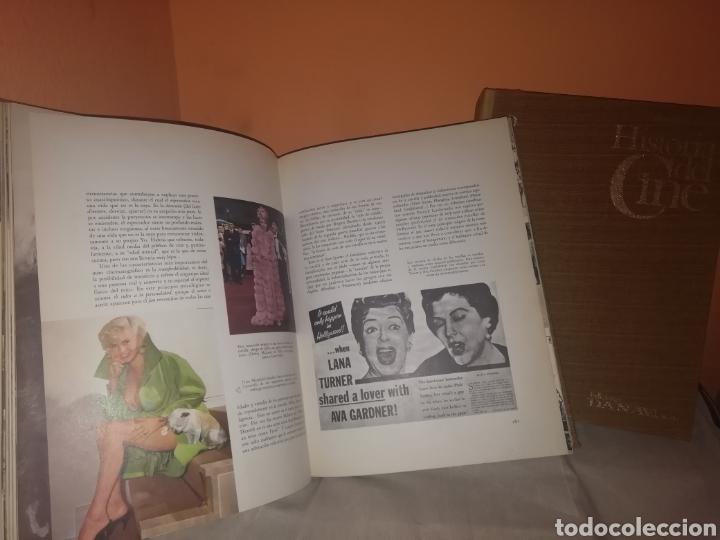 Libros: HISTORIA DEL CINE. Roman Gubern 1969. Gran Formato 936 pgnas. - Foto 9 - 264794984