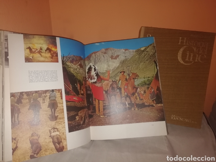 Libros: HISTORIA DEL CINE. Roman Gubern 1969. Gran Formato 936 pgnas. - Foto 10 - 264794984