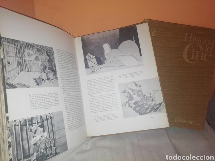 Libros: HISTORIA DEL CINE. Roman Gubern 1969. Gran Formato 936 pgnas. - Foto 11 - 264794984