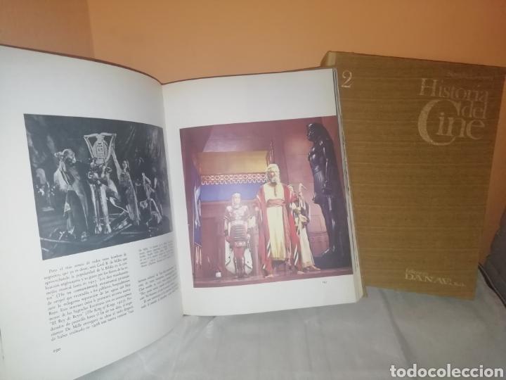 Libros: HISTORIA DEL CINE. Roman Gubern 1969. Gran Formato 936 pgnas. - Foto 14 - 264794984