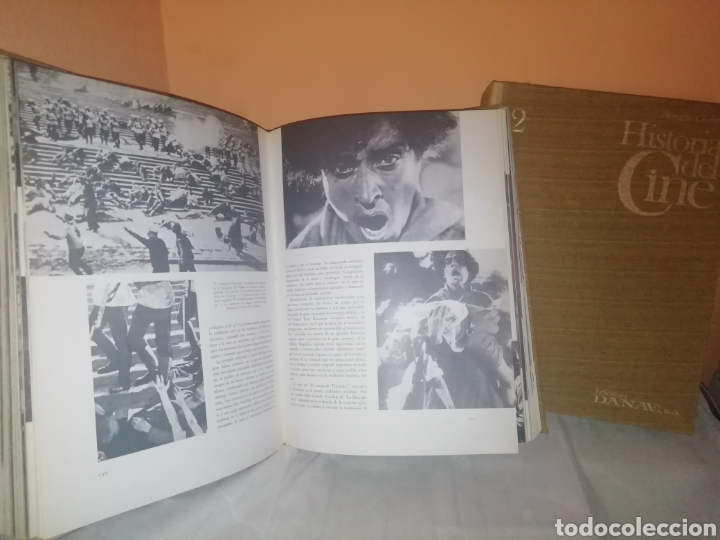 Libros: HISTORIA DEL CINE. Roman Gubern 1969. Gran Formato 936 pgnas. - Foto 18 - 264794984
