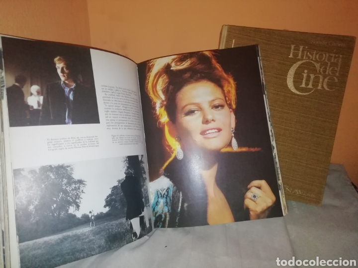Libros: HISTORIA DEL CINE. Roman Gubern 1969. Gran Formato 936 pgnas. - Foto 27 - 264794984