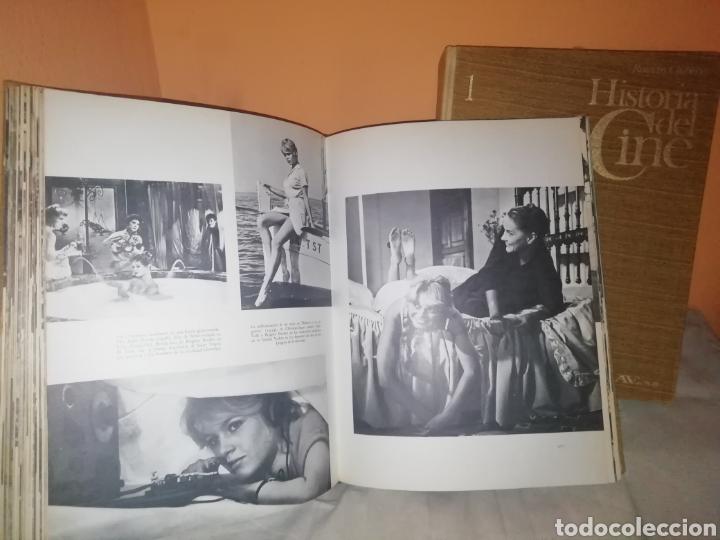 Libros: HISTORIA DEL CINE. Roman Gubern 1969. Gran Formato 936 pgnas. - Foto 30 - 264794984