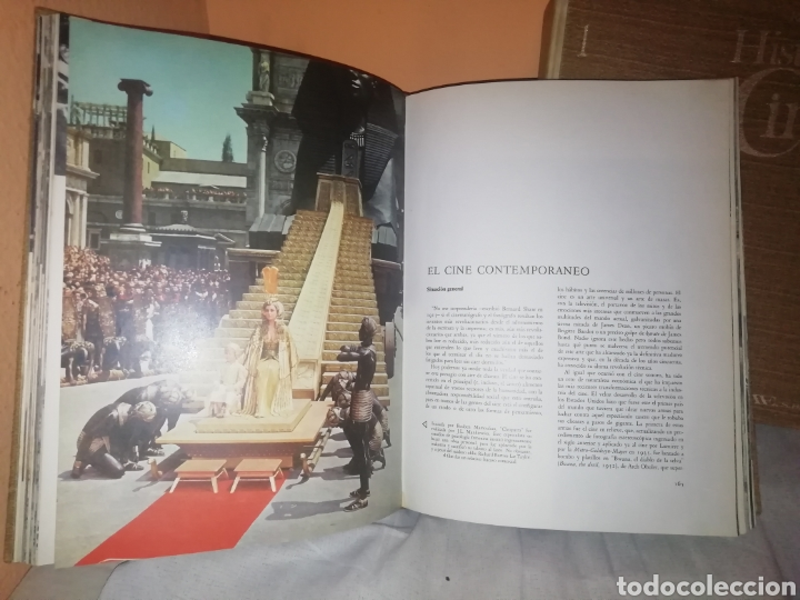 Libros: HISTORIA DEL CINE. Roman Gubern 1969. Gran Formato 936 pgnas. - Foto 33 - 264794984