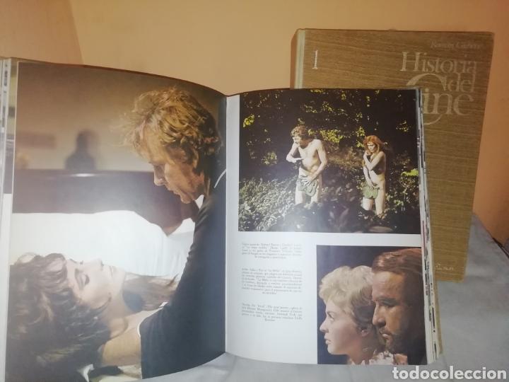 Libros: HISTORIA DEL CINE. Roman Gubern 1969. Gran Formato 936 pgnas. - Foto 34 - 264794984