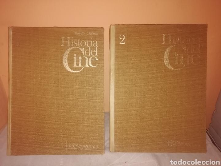 HISTORIA DEL CINE. ROMAN GUBERN 1969. GRAN FORMATO 936 PGNAS. (Libros Nuevos - Bellas Artes, ocio y coleccionismo - Cine)