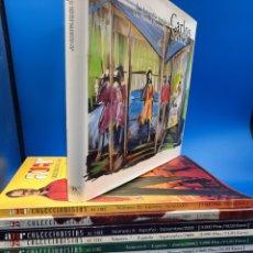 Libri: AGR COLECCIONISTAS DE CINE. NUMEROS DE 1 A 10 Y EL LIBRO LAS FOTOGRAFIAS PINTADAS DE CARLOS SAURA. Lote 265105354