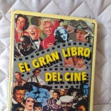 Libros: EL GRAN LIBRO DEL CINE. Lote 266498343