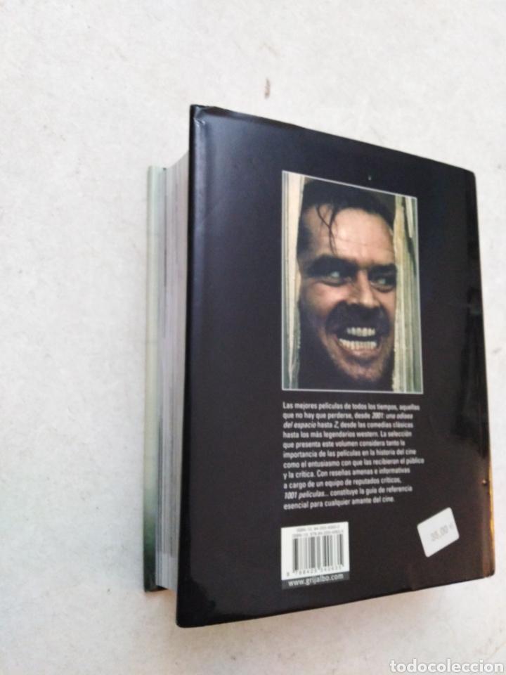 Libros: 1001 películas que hay que ver antes de morir ( grijalbo ) - Foto 2 - 269497143