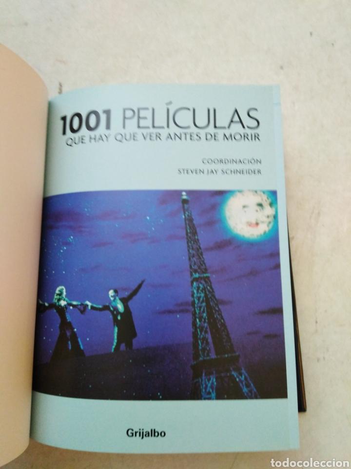 Libros: 1001 películas que hay que ver antes de morir ( grijalbo ) - Foto 3 - 269497143