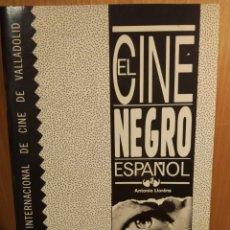 Libros: EL CINE NEGRO ESPAÑOL. Lote 269971028