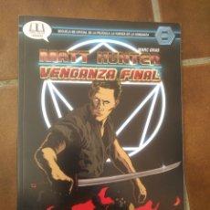 Libros: COMIC: MATT HUNTER VENGANZA FINAL. Lote 270348423