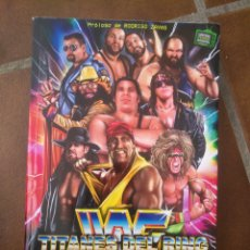 Libros: WWF TITANES DEL RING. Lote 270350923