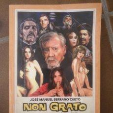 Libros: NON GRATO. UNA APROXIMACIÓN AL CINE DE JESÚS FRANCO. Lote 270354838